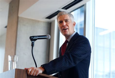 neil gorsuch information judge neil m gorsuch what do we know about trump s