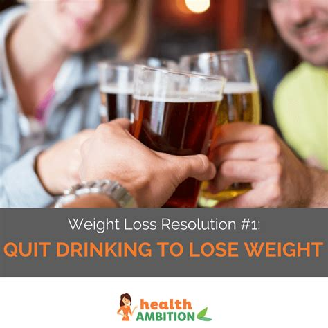 weight loss quit quit to lose weight health ambition