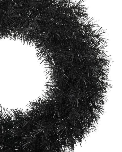tuxedo black christmas wreaths garland for sale treetopia