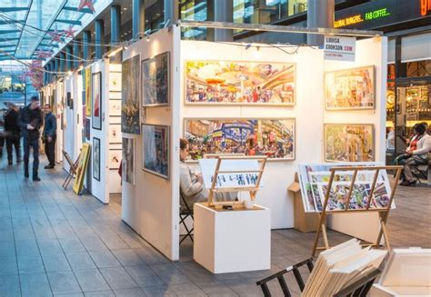 Design Art Market | spitalfields arts market east london spitalfields market