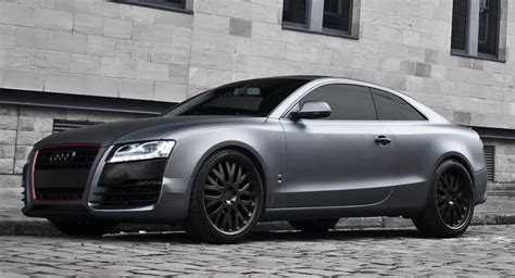Audi A5 2006 Project Kahn Audi A5 Car Tuning