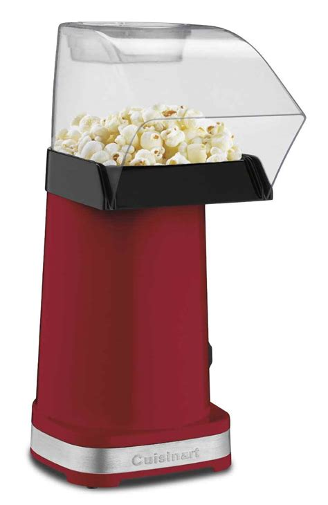 corn maker cuisinart cpm 100 easypop air popcorn maker only 35 29 reg 75