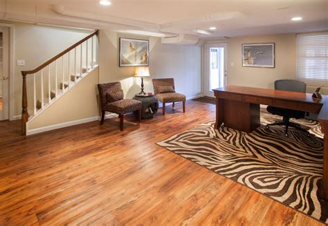 st louis residential basement remodel roeser home
