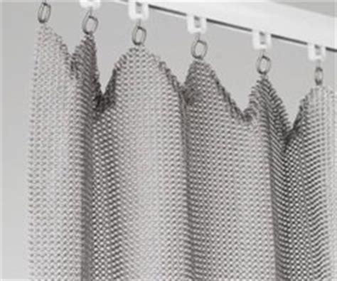 metallketten vorhang varia by kl kettenvorhang gardinen aus edelstahl und