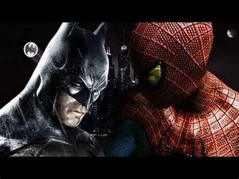 Set 3in1 Batman Vs Spider спайдермэн vs бэтмэн эпичная рэп битва