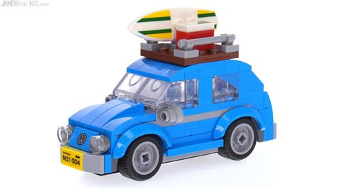lego volkswagen mini lego creator mini volkswagen beetle review 40252