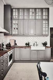 best 20 ikea kitchen ideas on pinterest ikea kitchen modern kitchen white kitchen looks stylish with grey