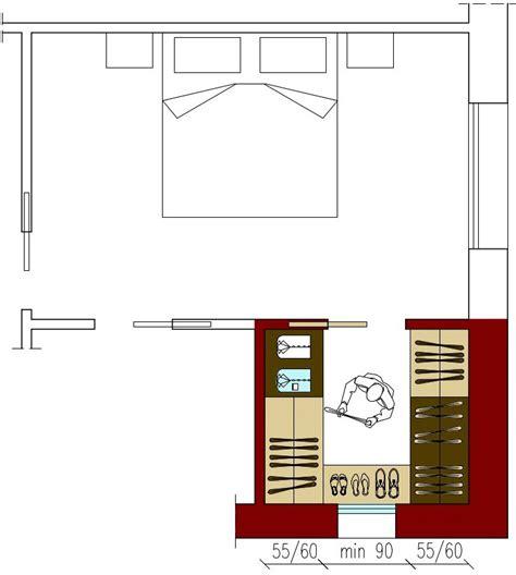 dimensioni cabina armadio dimensioni della cabina armadio architettura a domicilio 174