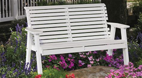Wayside Patio Furniture by Poly Vinyl Outdoor Furniture Wayside Lawn Structures In Ohio