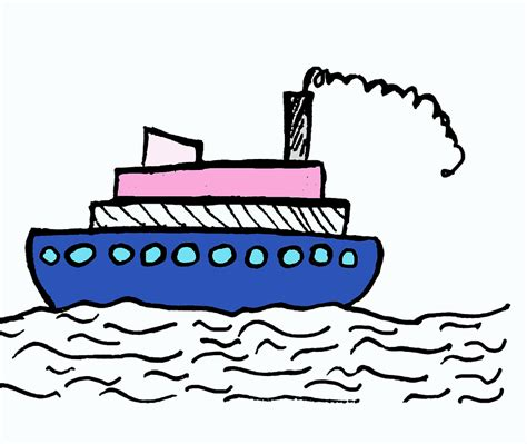 ferry boat clipart fishing boat clipart ferry boat pencil and in color