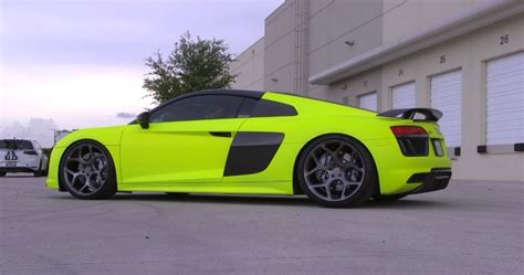 brightest color in the world the brightest car in the world polaris fluorescent