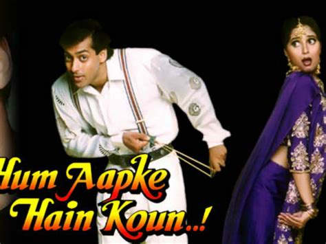 hum hai apke kaun kick dabangg highest grossers of salman khan filmibeat