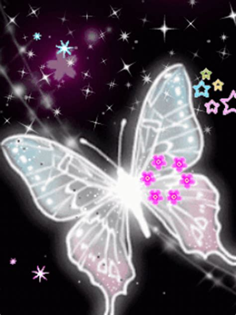 wallpapers of glitter butterflies 0018 gif 240 215 320 butterflys roses