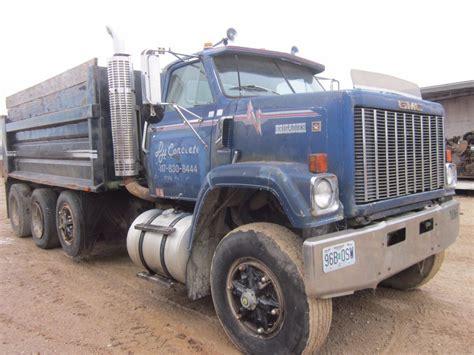 gmc dump truck parts 1980 gmc dump truck