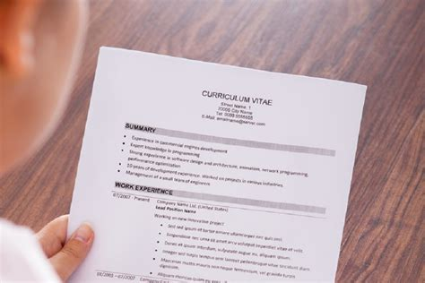 Resume Tips To Improve 5 Easy Tips To Improve Your Resume In 2016 Notedcareers