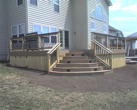 deck and patio island deck design and ideas