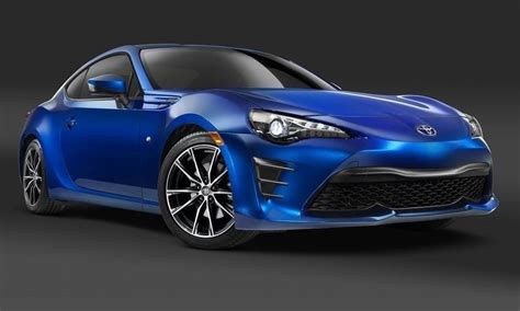 Toyota Sports Car Scion Fr S Becomes Toyota 86 With More Power Updated Design