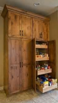Floor To Ceiling Cabinets For Kitchen Floor To Ceiling Pantry Cabinets With Pull Out Shelving This In My Kitchen Around The