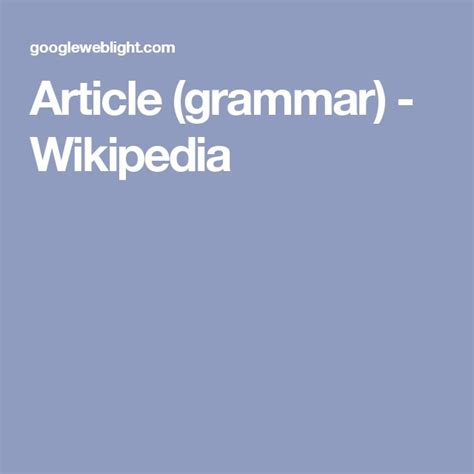 Noun Mba Course Outline by Best 20 Article Grammar Ideas On