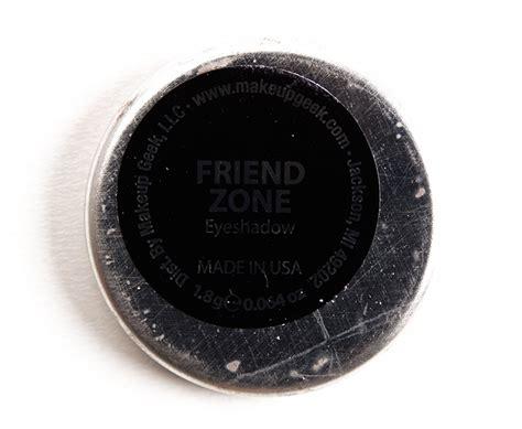 Eyeshadow Zones makeup tiki hut west brownie points friend zone eyeshadows reviews photos swatches