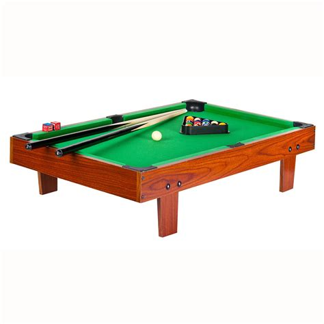 portable pool snooker table new ebay