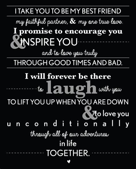 Best 25  Simple wedding vows ideas on Pinterest   Simple