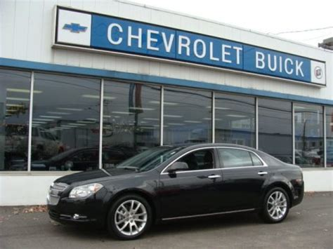 used 2011 chevrolet malibu ltz for sale stock 12113