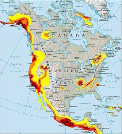 america earthquake zone map air updates u s earthquake risk model including tsunami