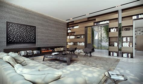 Bi Level Home Interior Decorating modern home shows opulent wall design studio designed by