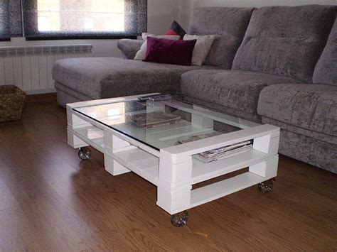 palets muebles ejemplos de muebles con palets