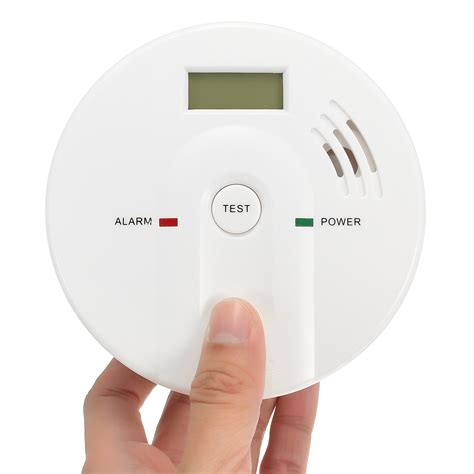Bedroom Security System by Hq Smoke Alarm Sensor Detector Security System For