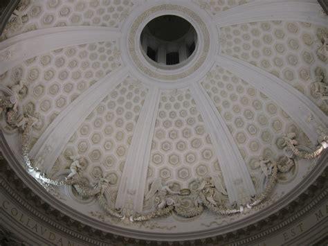 cupola bernini dettaglio cupola di santa dell assunzione bernini