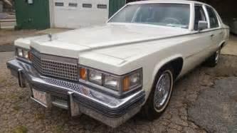 1979 Cadillac Fleetwood Brougham D Elegance 1979 Cadillac Fleetwood Brougham D Elegance Sedan 4 Door 7