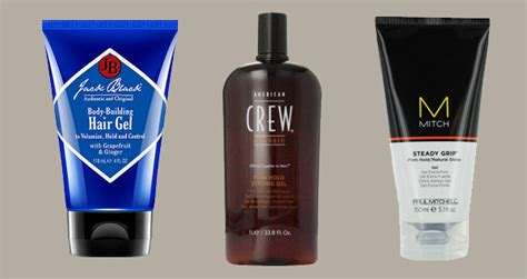 styling gel vs pomade pomade vs gel vs wax which is best for your hairstyle