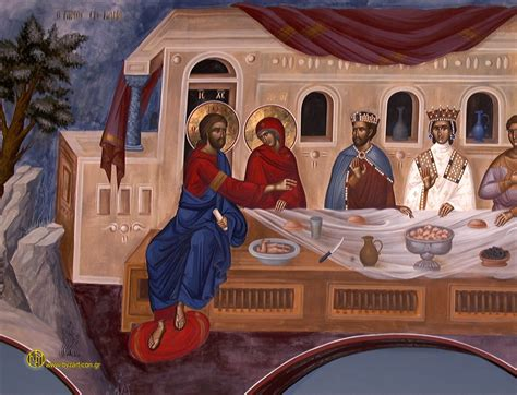 Where Was The Wedding At Cana Held by Panorthodox Synod Pastoral Challenges For Marriage In