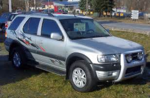 Opel Frontera Parts Opel Frontera Technical Details History Photos On Better