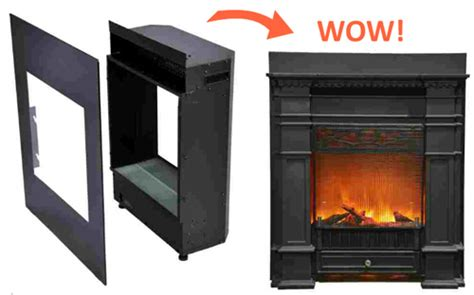 electric fireplace mantels wiring diagram free