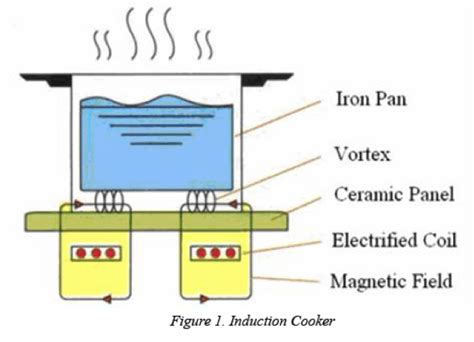 principle of operation of induction stove induction cookers in india analysis of brands working costs prices and efficiency bijli bachao