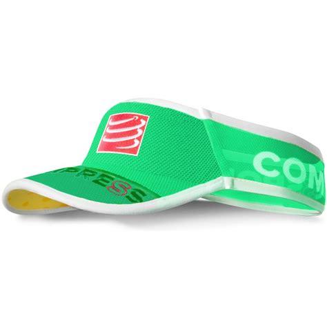 Compressport Running Visor Ultralight Orange compressport visor ultralight v2 fluo green bike24