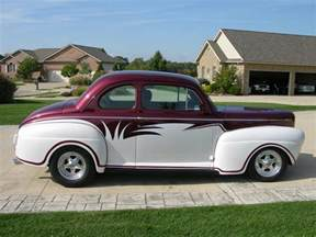 1941 ford custom coupe 44379