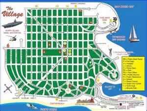 map of coronado island california coronado island maps