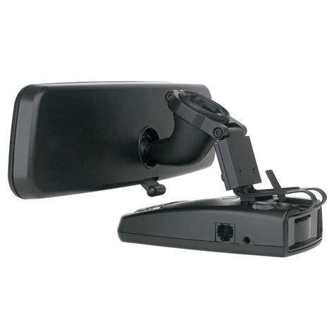 one mirror mount blendmount radar detector rear view mirror mount