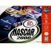 NASCAR 2000 Box Shot For Nintendo 64  GameFAQs