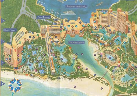 atlantis bahamas map atlantis resort map www imgkid the image kid has it