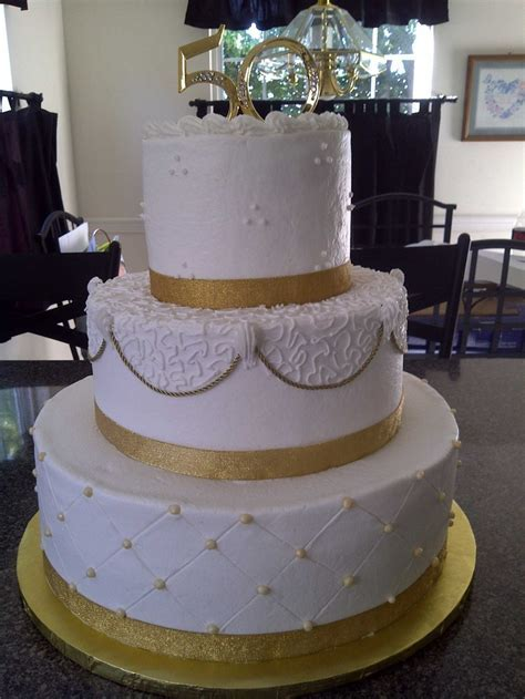 78 best Fiftieth anniversary cake images on Pinterest
