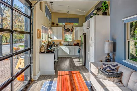 interiors of small homes south fayetteville home featured on tiny house nation