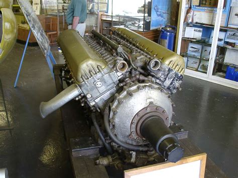 rolls royce merlin engine de havilland aircraft heritage centre engine collection