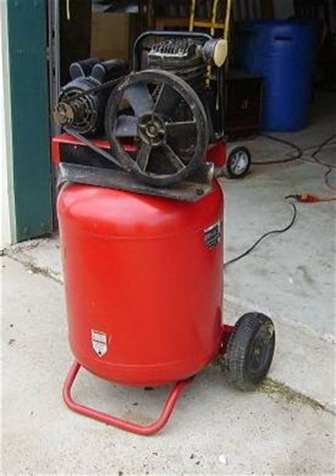 used snap on 5 hp 30 gallon air compressor 800 bacliff tools houston classified