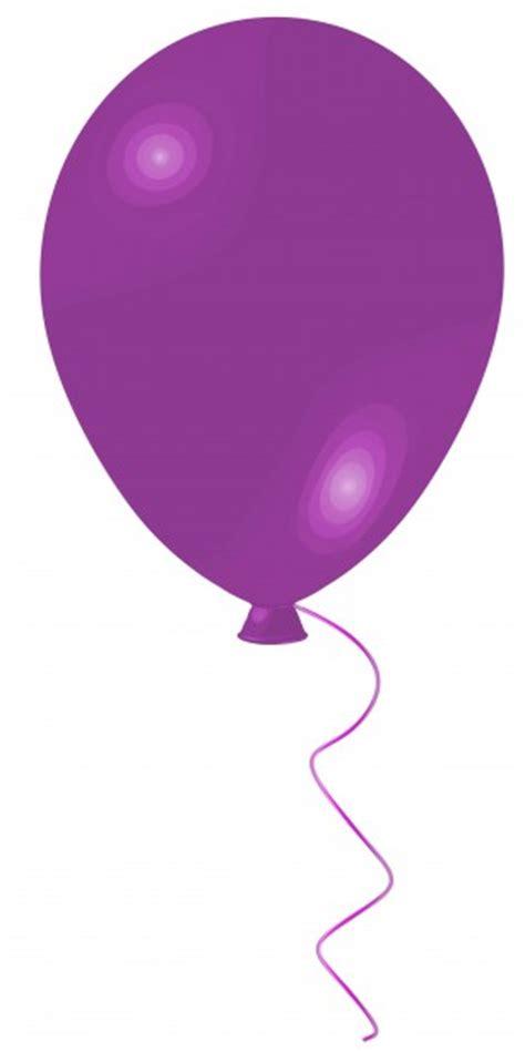 palloncini clipart palloncino viola clip immagine gratis domain