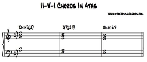 piano tutorial jazz chords learn jazz piano chords in 4ths